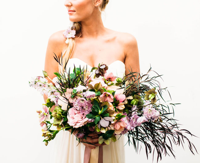 nature inspired bouquet
