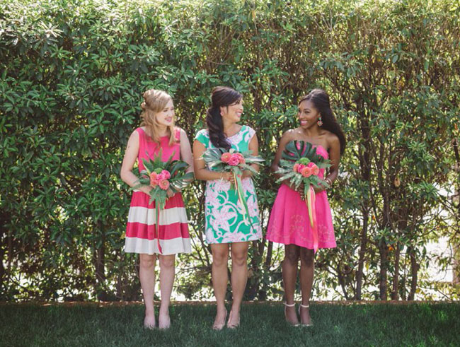 Palm Beach Bridesmaids