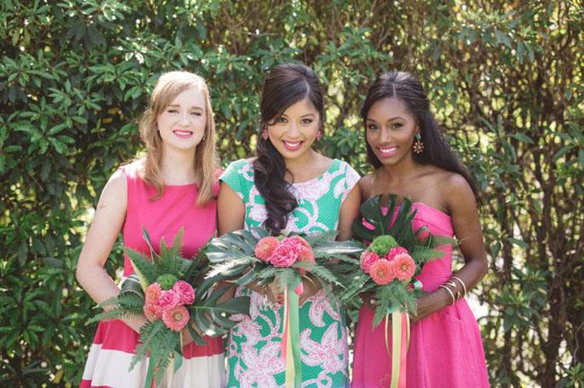 Palm Beach Bridesmaids