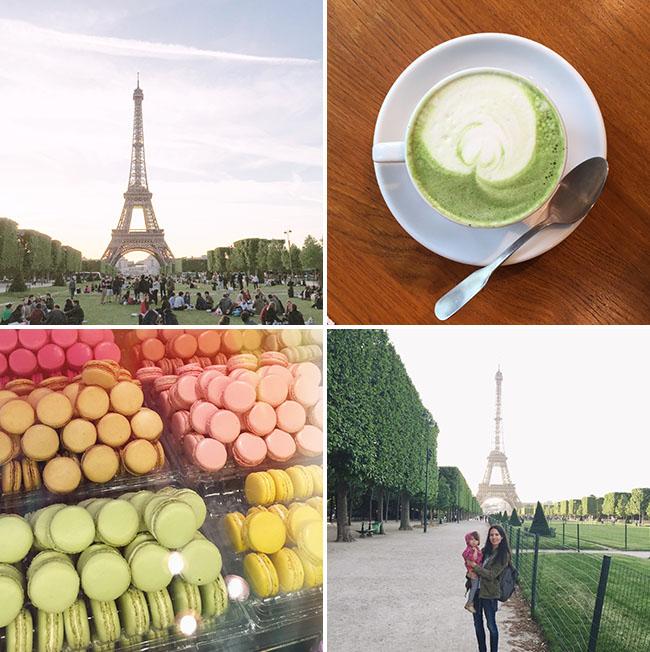 Paris activites
