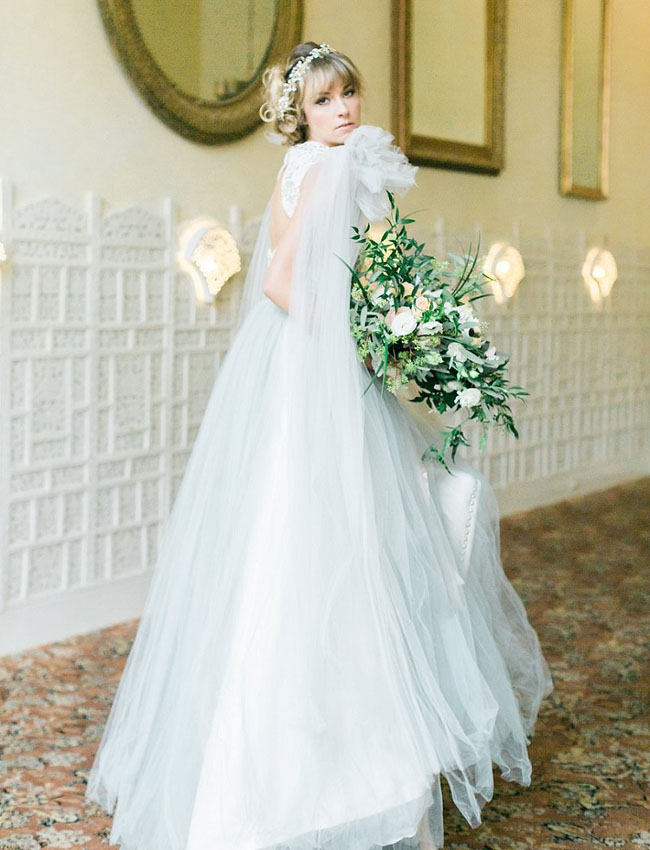 Elizabeth Dye Wedding Gown