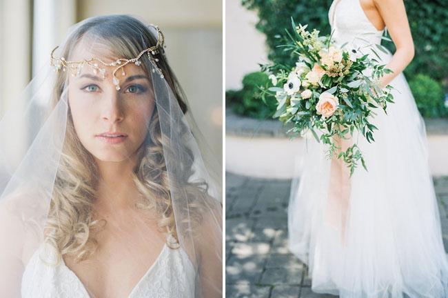Paris Bridal Inspiration