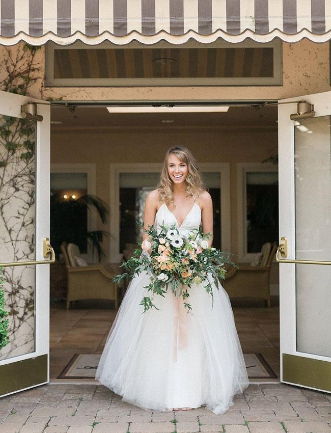 Elizabeth Dye Wedding Gown