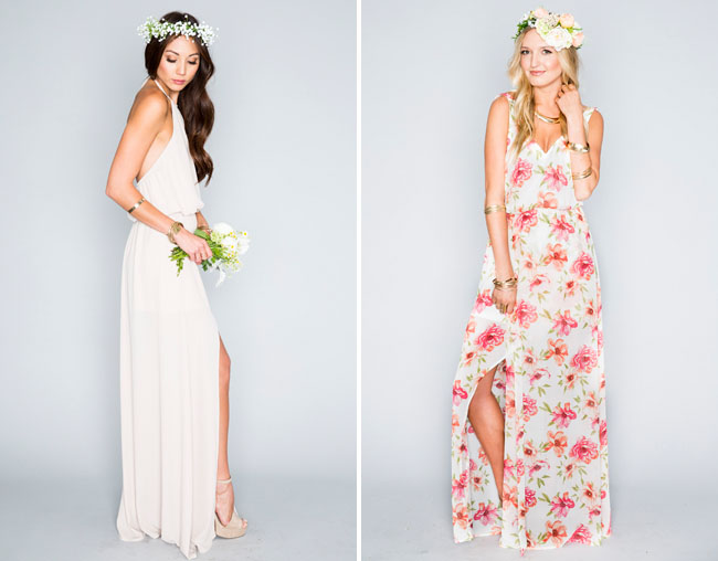 Show Me Your Mumu Bridesmaids Collection A Bridal Party
