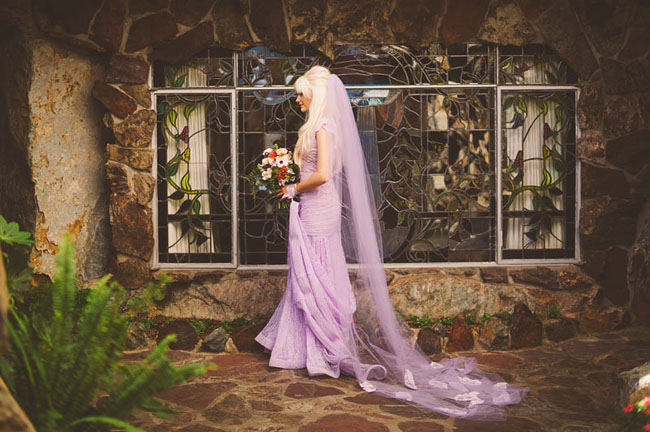 Custom Bride By Design Wedding Dress