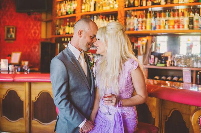 Pi Day Wedding