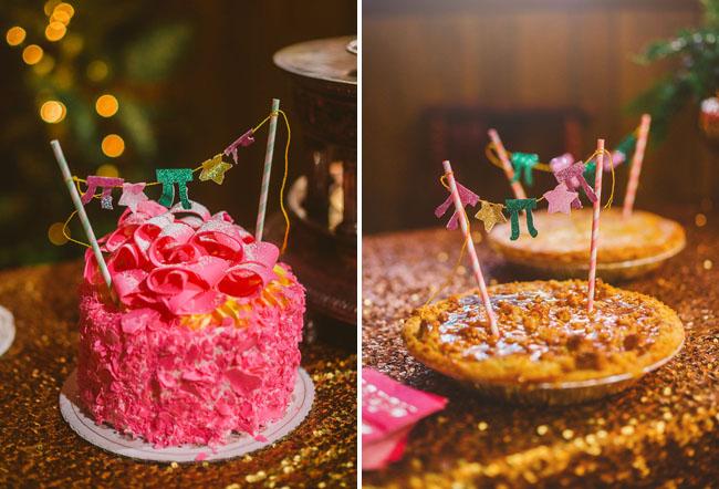 Super Pi Day Cake