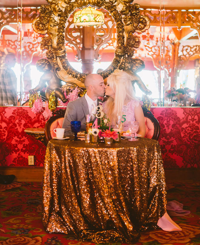 The Madonna Inn Wedding