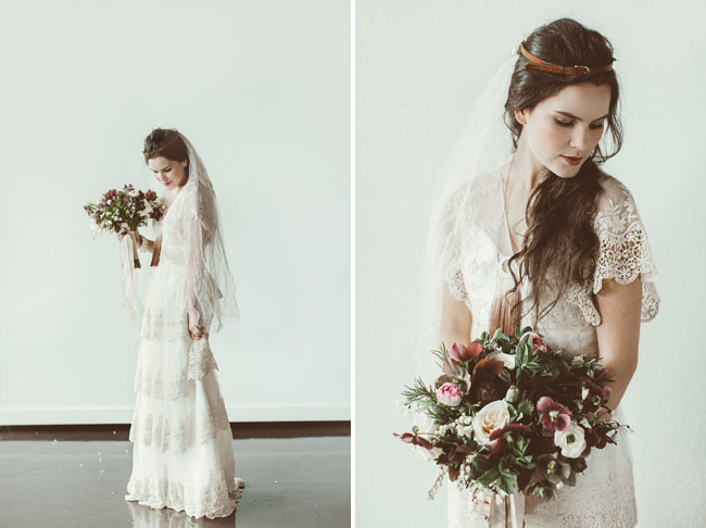 Holly Stalder Wedding Gown