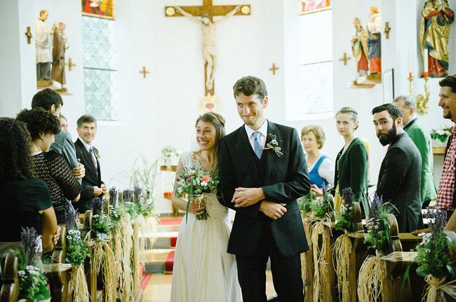 Austria Church Ceremony