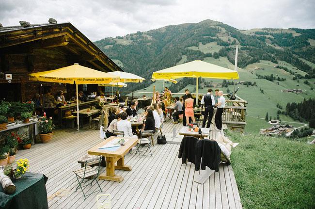 DIY Austria Wedding