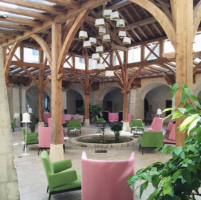Le Couvent Des Minimes Hotel Lobby