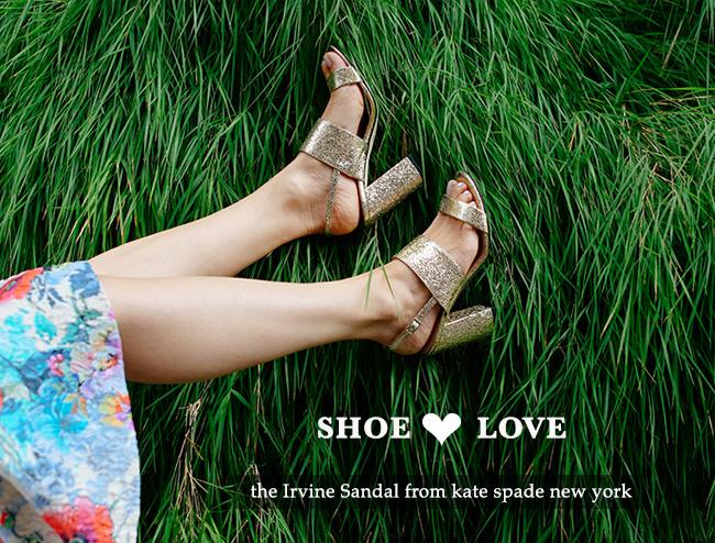 Irvine Sandal by kate spade new york