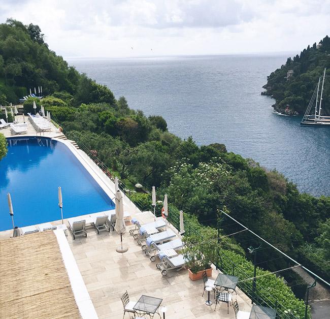 Hotel Splendido in Portofino Italy