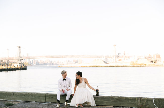 Bourbon Brooklyn Wedding