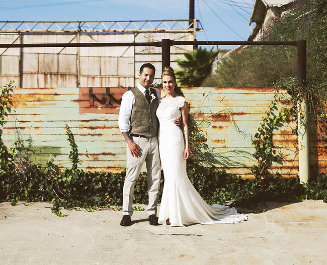 San Diego Market Wedding
