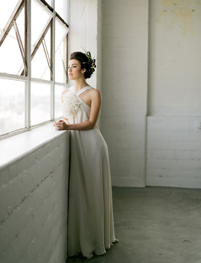 Dolly Peal Wedding Dress