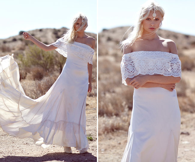 Daughters of Simone Wedding Dresses