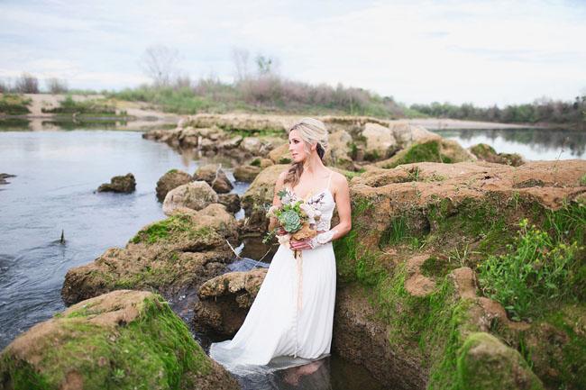 succulent river bouquet