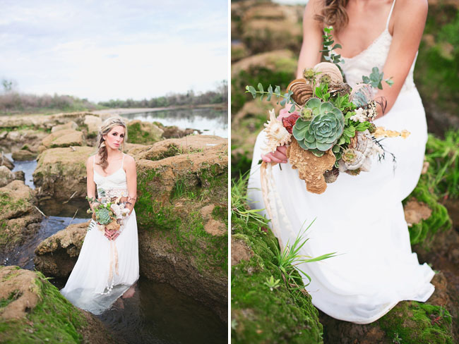 succulent river bouquet
