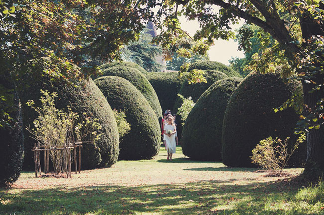 French Castle Wedding