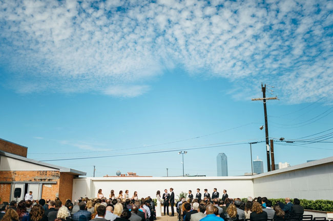 Urban Dallas Ceremony