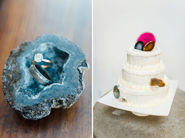 Wedding Cakes Dallas 51 Beautiful geode cake topper