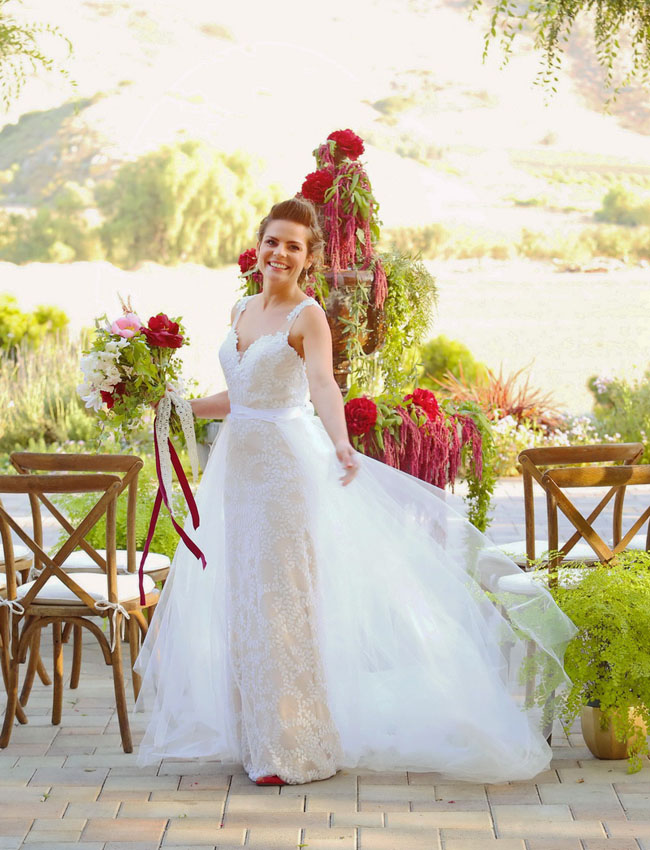 Elizabeth Mackenzie Wedding Dress
