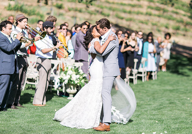 Malibu Vineyard Wedding