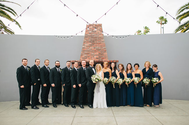Colony House Wedding