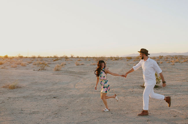 Salvation Mountain Engagement