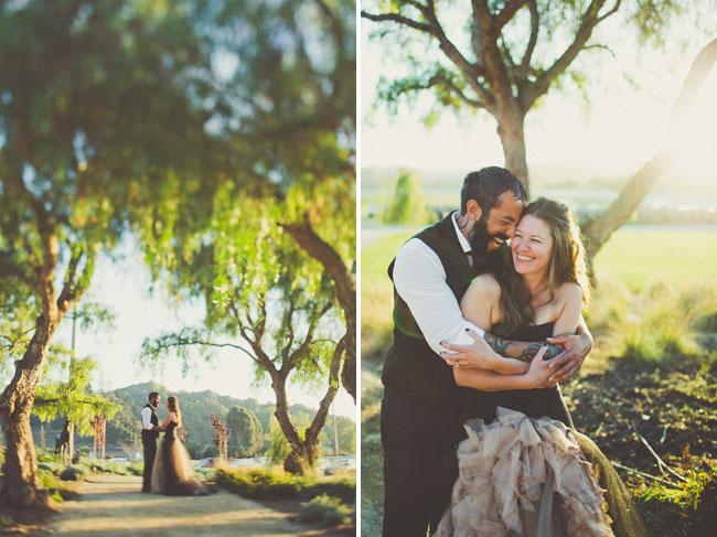 Vanity Fair Inspired Wedding