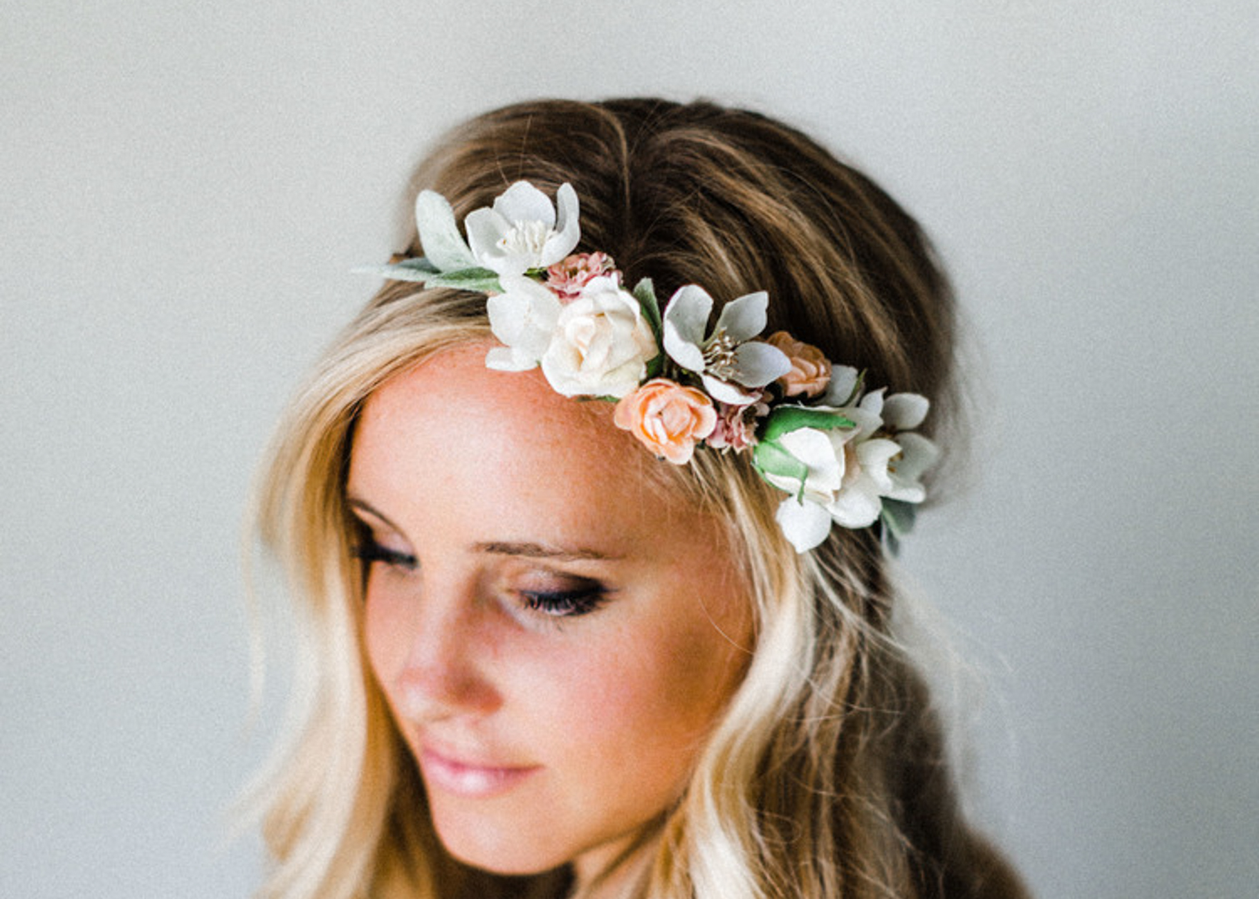 Emily rose flower crowns green wedding shoes izmirmasajfo