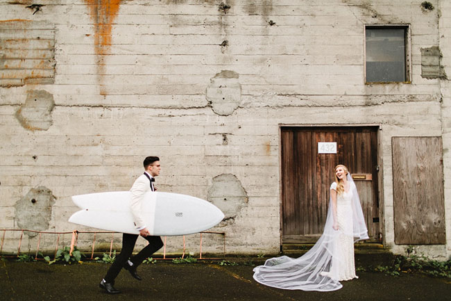Washington Loft Wedding