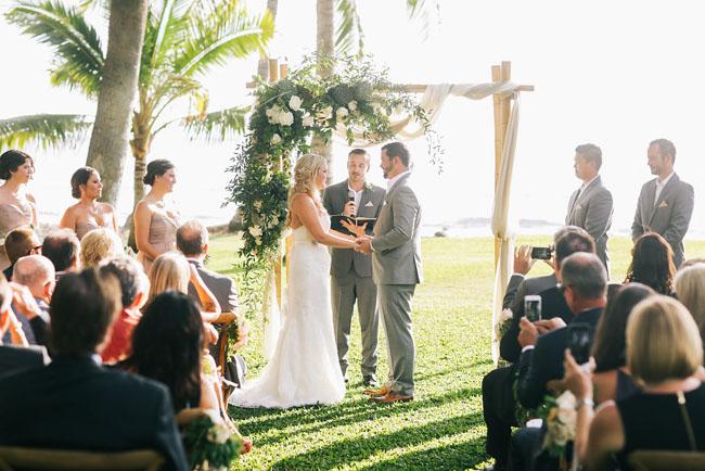 Romantic hawaiian plantation wedding jenn bryan green wedding hawaii wedding junglespirit Choice Image