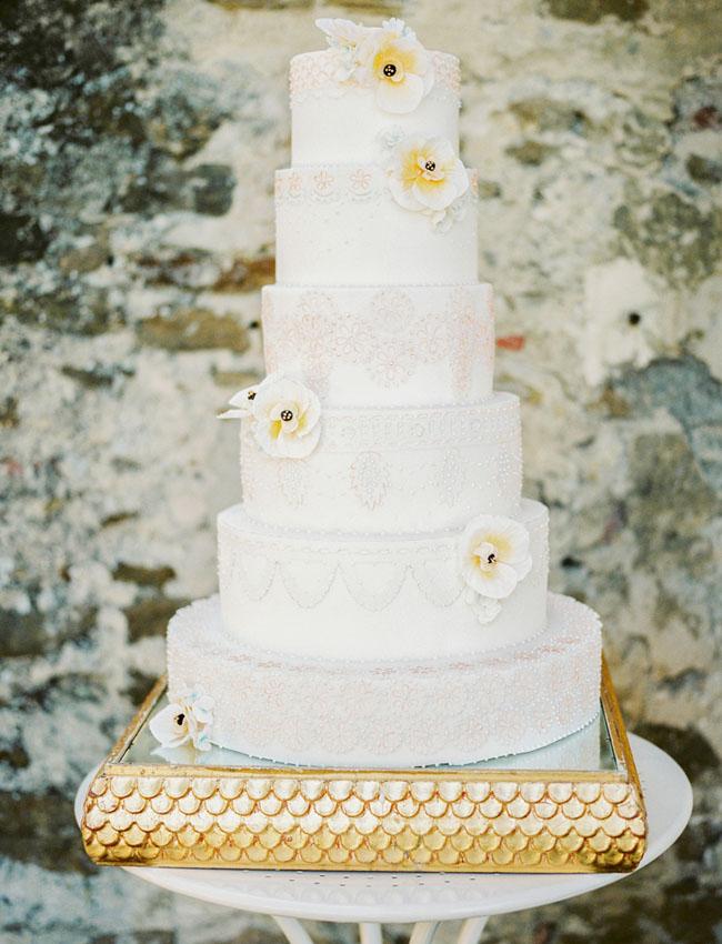 Tuscan Cake