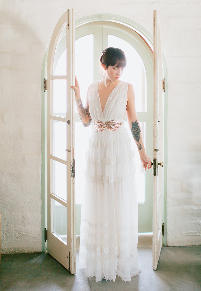 Free People Wedding Dress