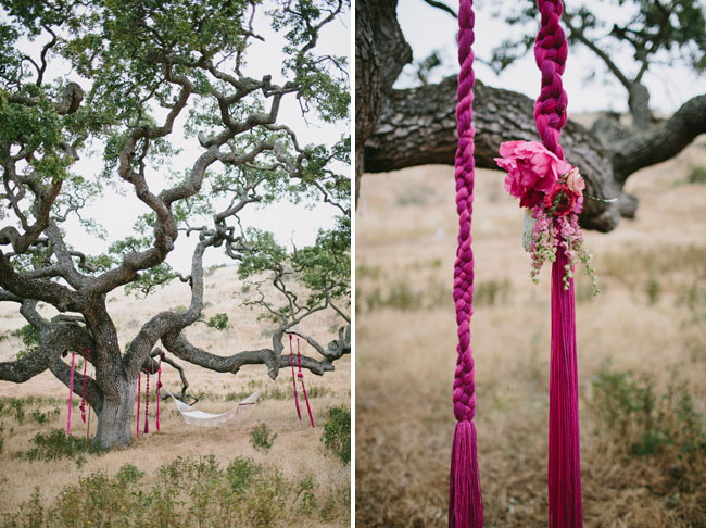 rope swing hammock