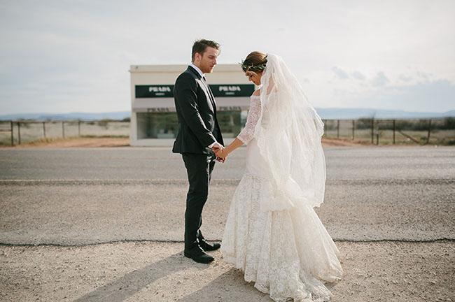 Marfa Wedding