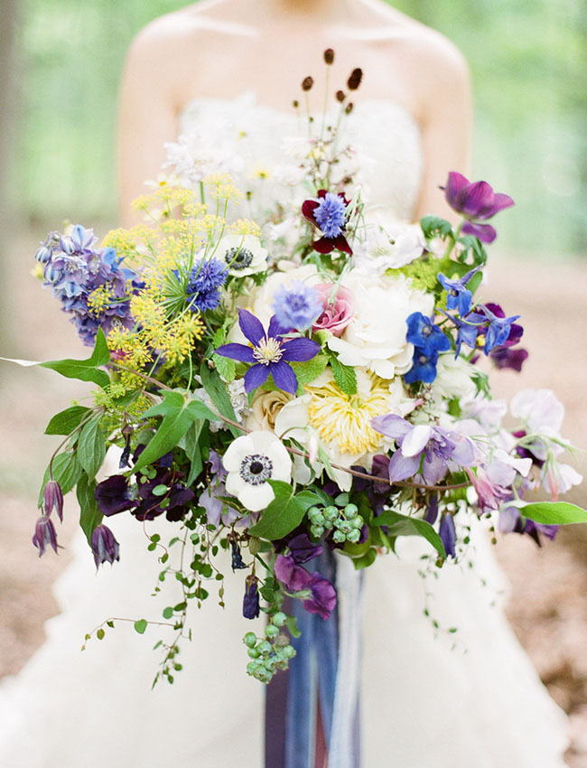 whimsical dreamy bouquet