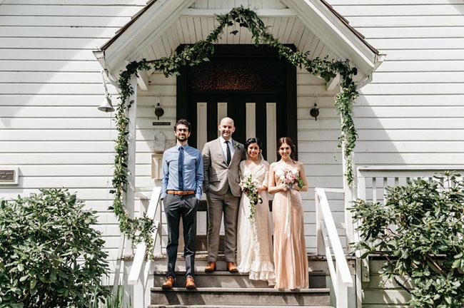 Pioneer Church Wedding