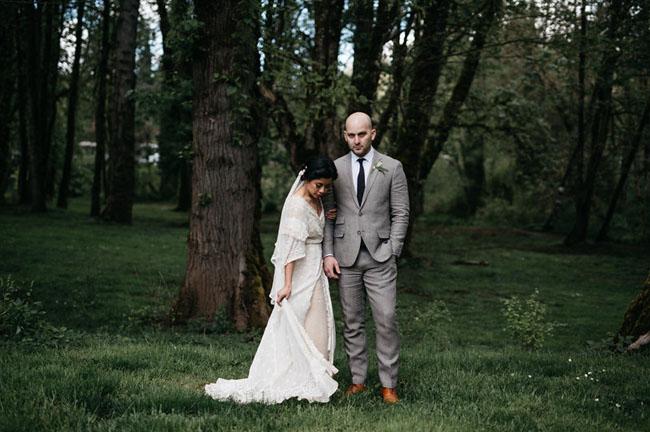 antique wedding dress