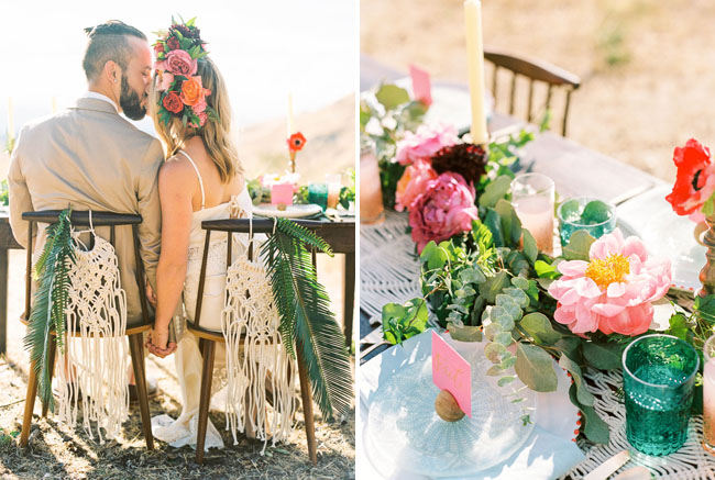 boho tablescape inspiration