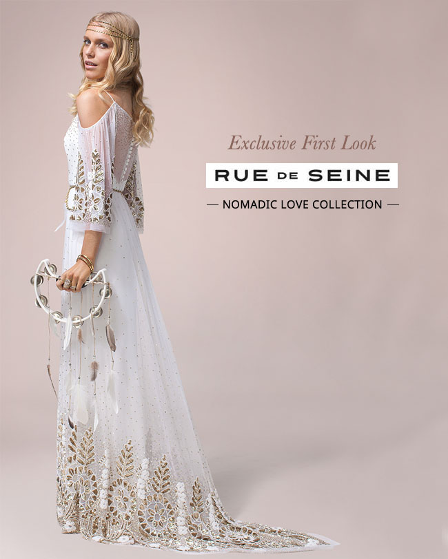 Rue de Seine Nomadic Collection