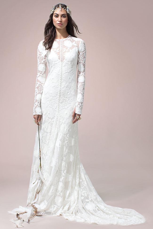 Hipster Wedding Dresses 81 Perfect Rue de Seine Nomadic