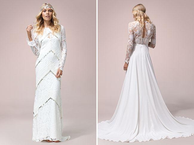 Consignment Wedding Dress 18 Marvelous Rue de Seine Nomadic