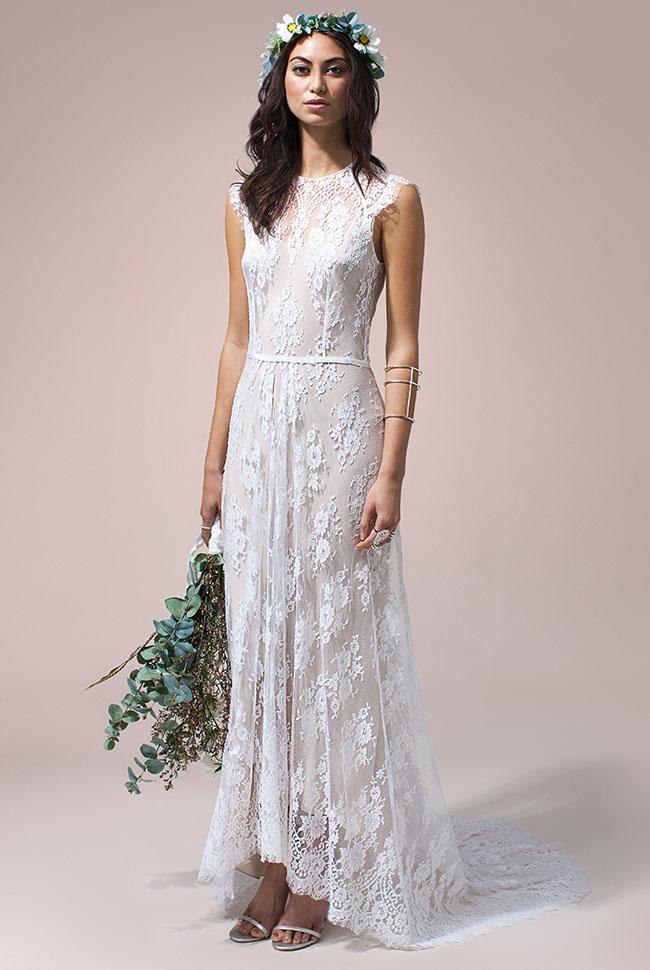 Vow Renewal Wedding Dresses 12 Fabulous Rue de Seine Nomadic