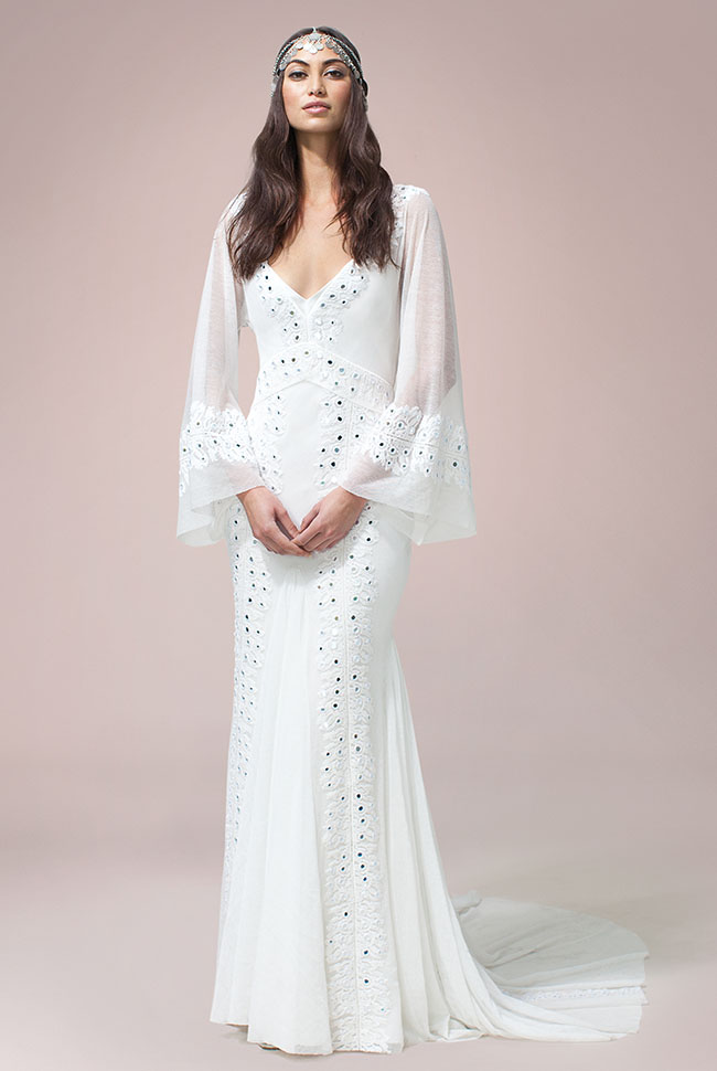 Used Wedding Gown For Sale 35 Elegant Rue de Seine Nomadic
