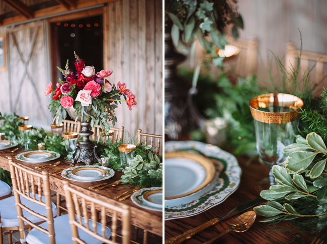 Rustic Barn Inspiration