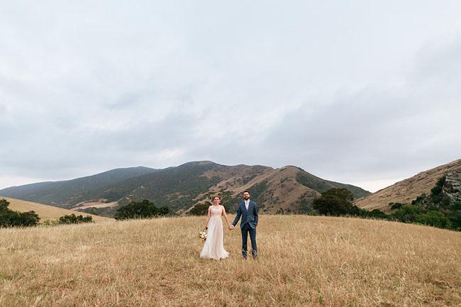 Spring San Luis Obispo Wedding
